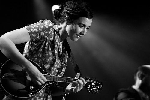 Lisa Hannigan - Brussels, Belgium 2012