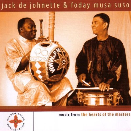 Jack DeJohnette & Foday Musa Suso