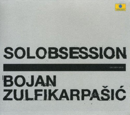 Bojan Z Solobsession