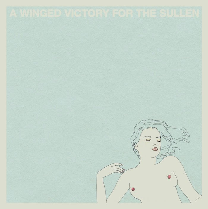 A Winged Victory for the Sullen: We played some open chords ...