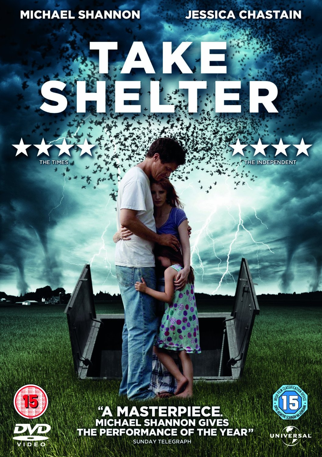 David Wingo: Take shelter