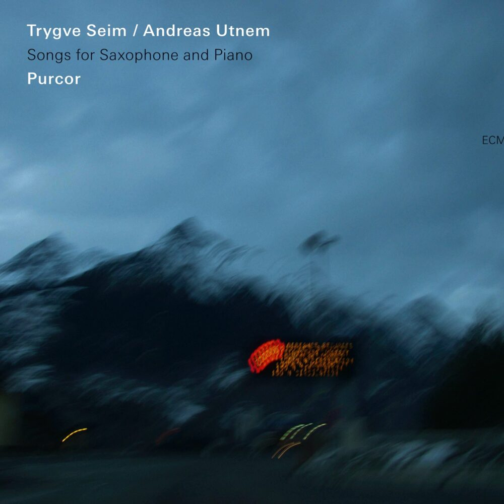 Trygve Seim & Andreas Utnem- Purcor: songs for saxophone and piano (2010)