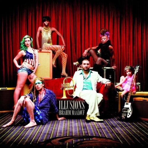 Ibrahim Maalouf - Illusions (2013)