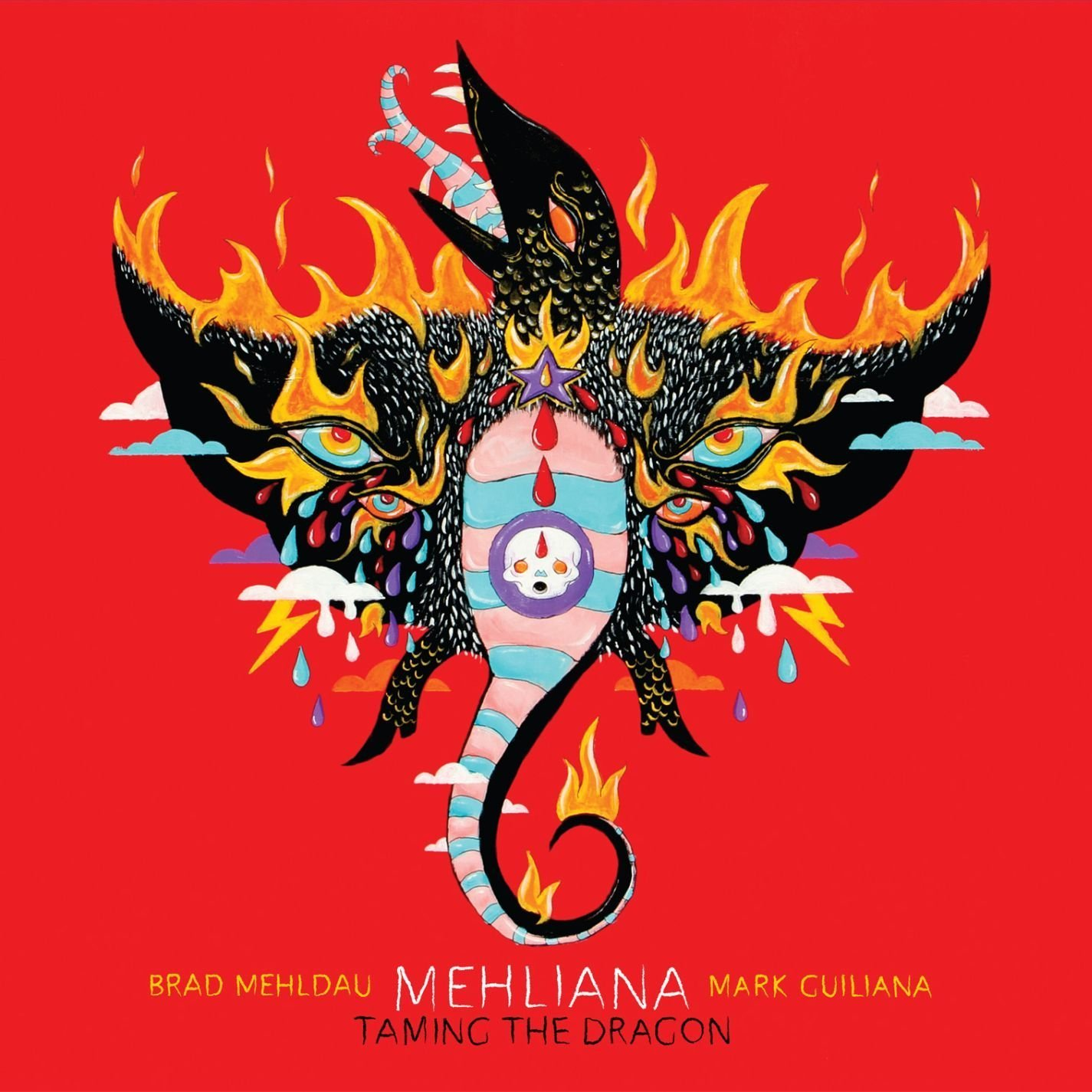 Brad Mehldau & Mark Guiliana: Mehliana - Taming the dragon (2014)
