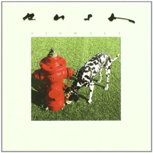 """Rush - Signals (1982) featuring """"Subdivisions"""""""