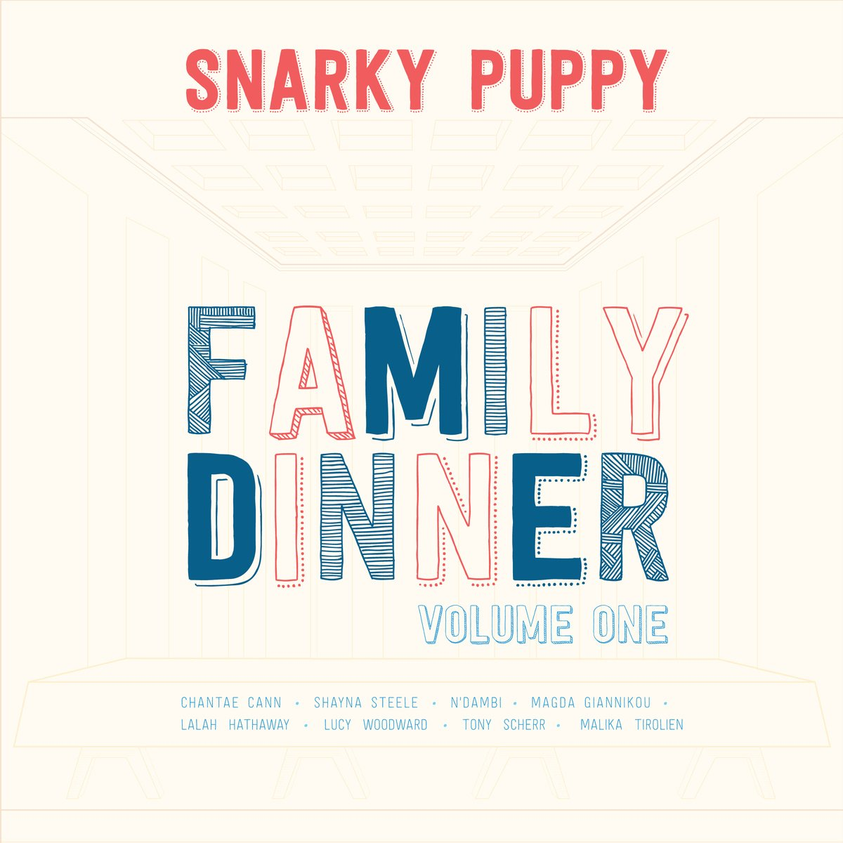 Snarky Puppy - Family Dinner - Volume I (2013)