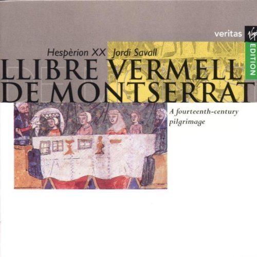 Jordi Savall & Hespèrion XX - Llibre Vermell de Montserrat (1979)