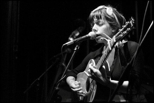 Alynda Lee Segarra as a modern day country-soul troubadour
