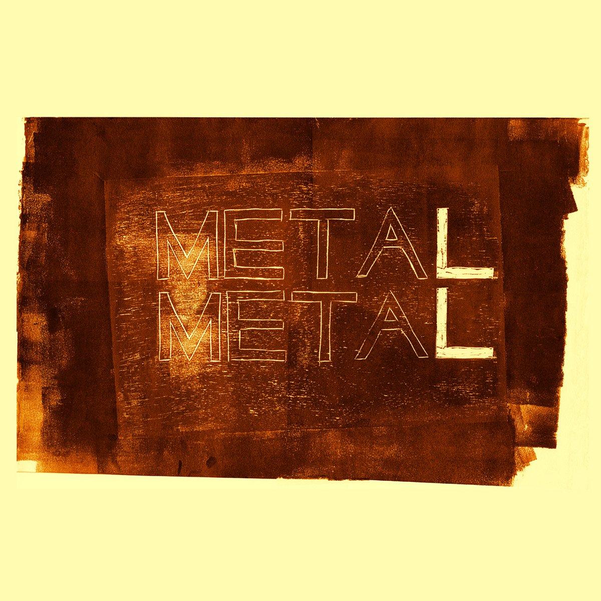 Metá Metá: Metal Metal