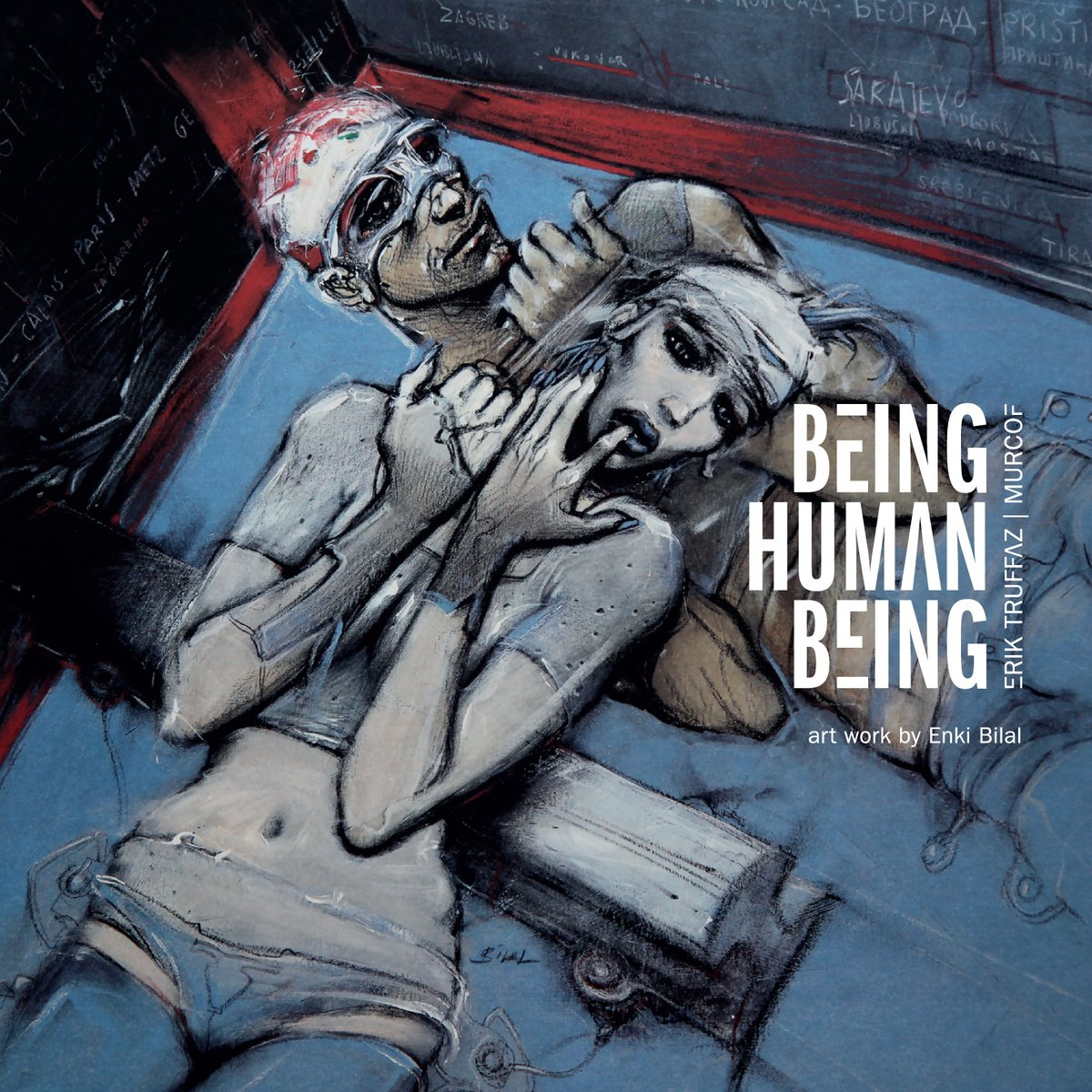 Erik Truffaz & Murcof - Being Human Being (2014)