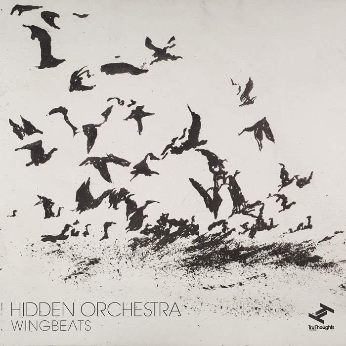 Hidden Orchestra - Wingbeats (2016) - Original artwork © Norman Ackroyd