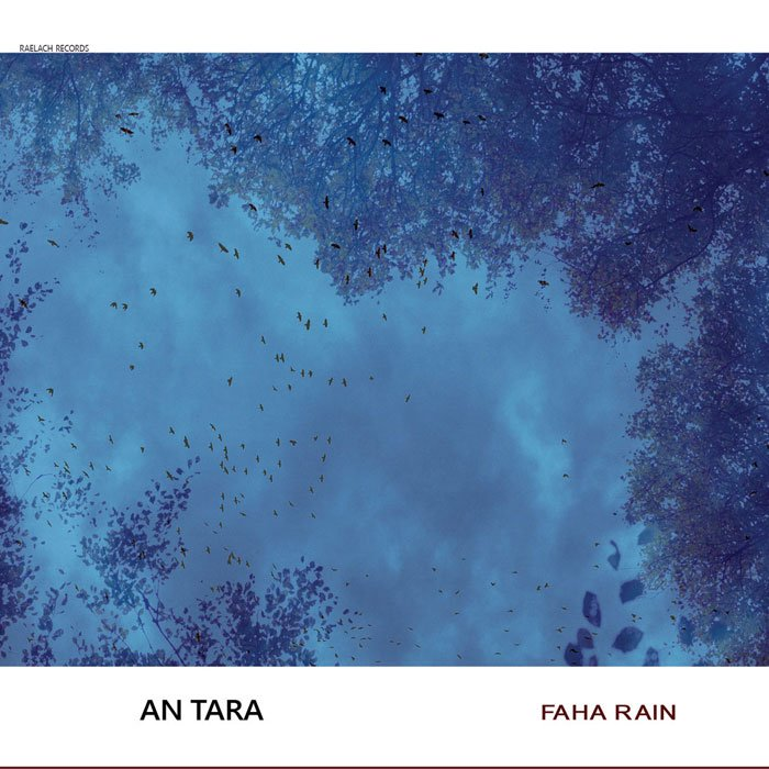 An Tara - Faha Rain (2017) - cover artwork © Maurice Gunning