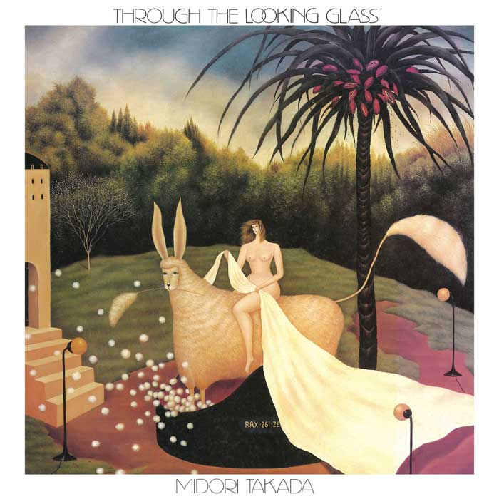 Midori Takada - Through the Looking Glass (1983 - reissued 2017)