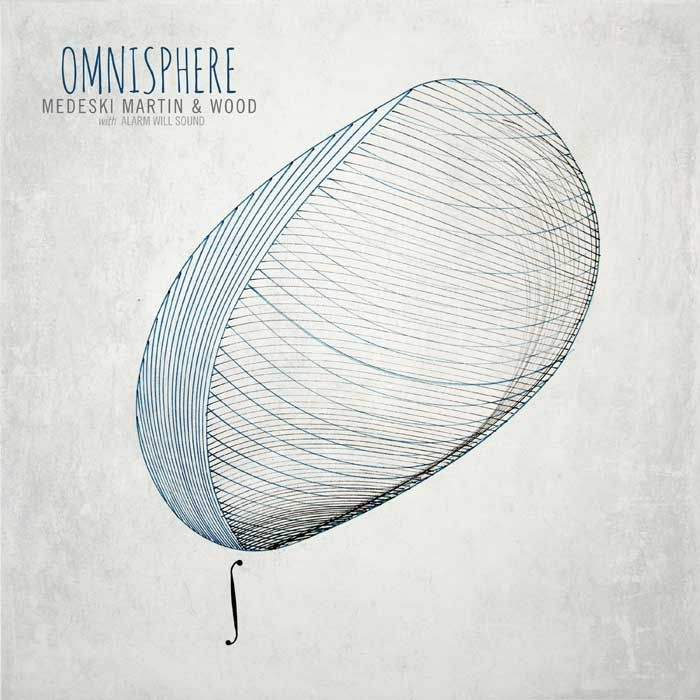 Medeski Martin & Wood with Alarm Will Sound - Omnisphere (2018) - Artwork ©Billy Martin