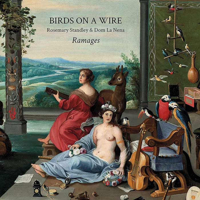 Birds on a Wire - Ramages (2020)